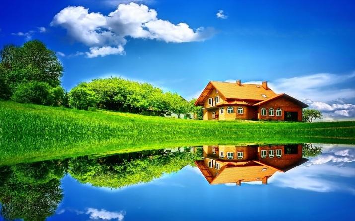 Rumah diatas Danau - Kartunlucu.Com.jpg