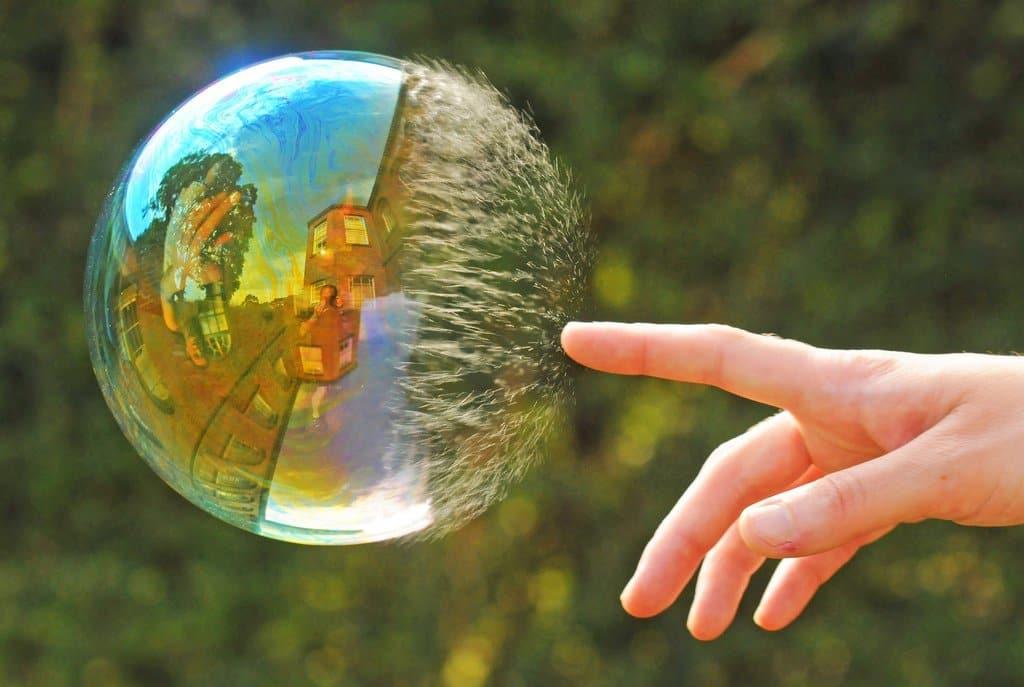 Image property bubble